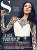 See Chlo Sevigny With Dark Hair in S Moda Magazine&#039;s December Issue