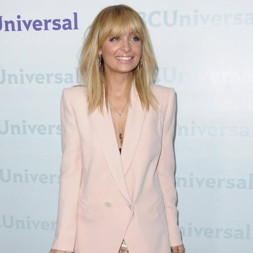 Nicole Richie Pictures at NBC TCA Party Winter 2012