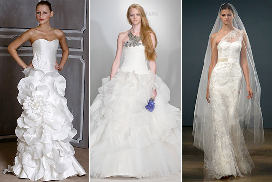 Vera Wang Wedding Dresses As we all know designer dress never sells cheap