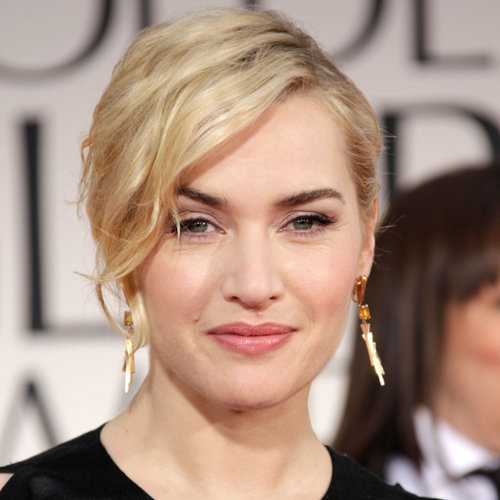 Kate Winslet Golden Globe For Best Actress in a Miniseries