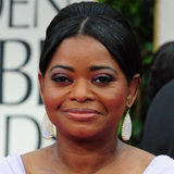 Octavia Spencer Golden Globe For Best Supporting Actress