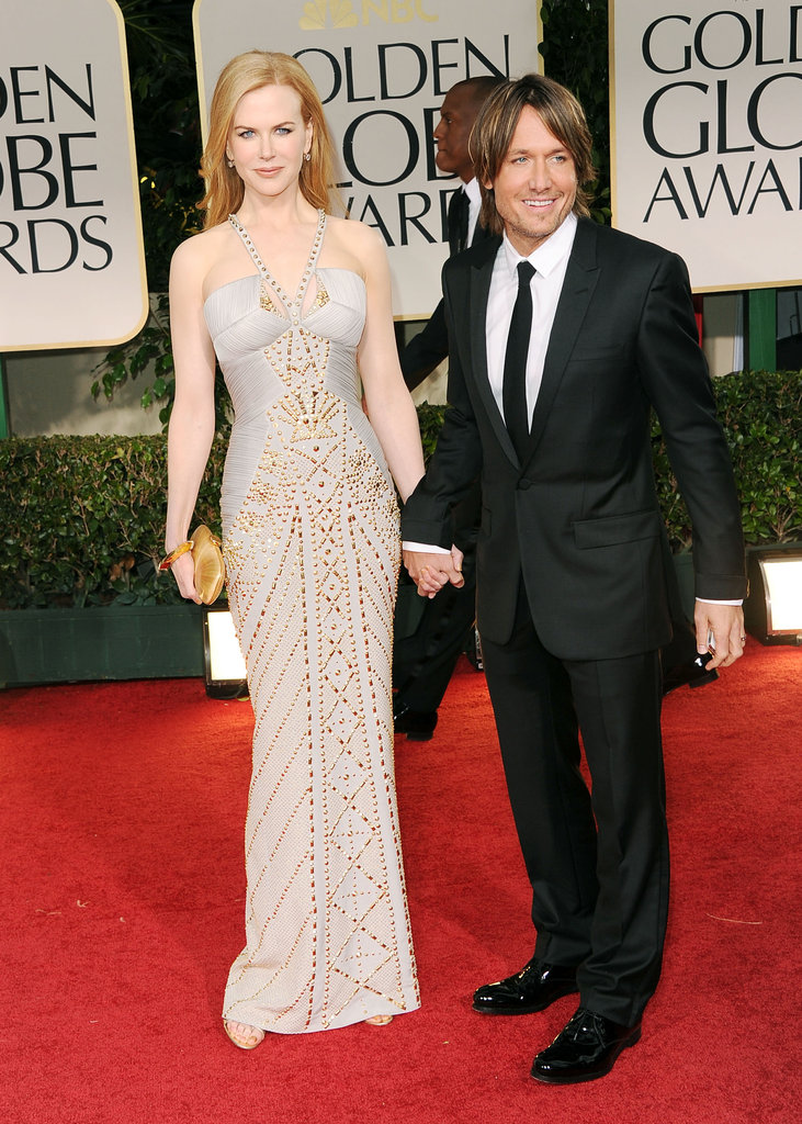 Nicole Kidman and Keith Urban