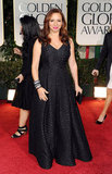 Maya Rudolph at the Golden Globes.