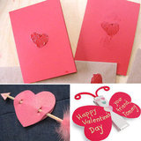 Get Crafty: DIY Valentine's Day Cards For Tots