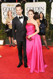 Benjamin Millepied and Natalie Portman