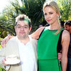 Charlize Theron Indie Impact Award Pictures