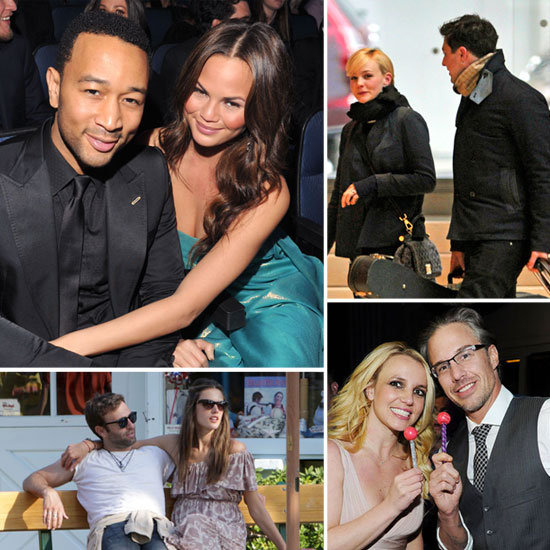 Love Is in the Air — See All the Engaged Celebrities!
