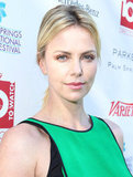 Charlize Theron attended a brunch to cap off her Palm Springs International Film Festival visit.