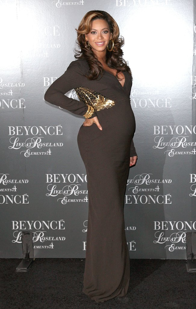 Beyoncé Cutest Pregnancy Looks