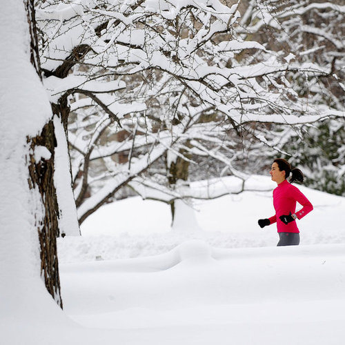 How to Work Out Outside in Winter