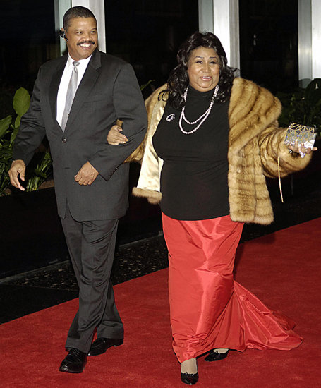Aretha and William