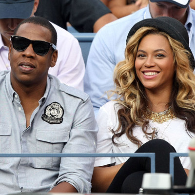 Beyonce Knowles and Jay-Z Welcome Baby Girl Blue Ivy Carter
