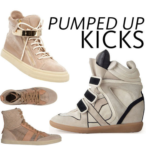 Shoe Trend to Buy Online Now: Designer Trainers. Our Favourite Kicks from Isabel Marant, Chloe, Marc by Marc Jacobs & More!
