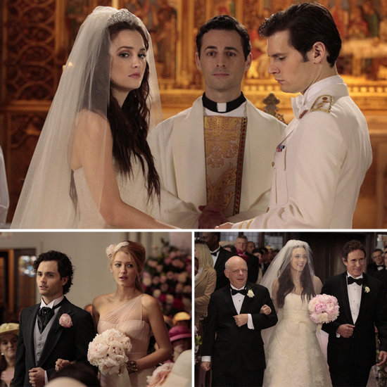 Gossip Girl Sneak Peek: See Blair's Royal Wedding Album!