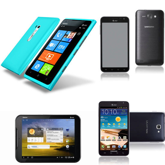 Pick a Phone, Any Phone: AT&T Unleashes an Army of New Smartphones at CES