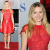 Kristen Bell in Valentino at 2012 People&#039;s Choice Awards