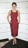 Shailene Woodley at NYC's Cipriani.