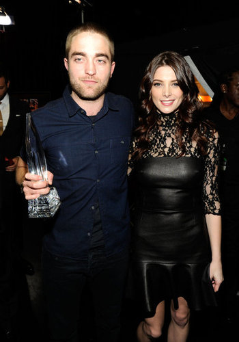 Robert Pattinson and Ashley Greene