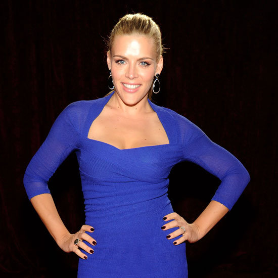 Busy Philipps put her hands on her hips.