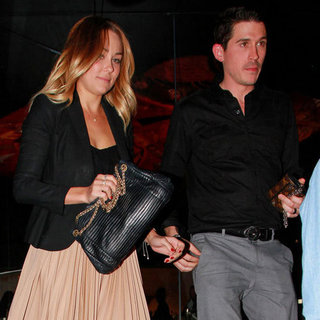 Lauren Conrad at Katsuya Pictures With Friends