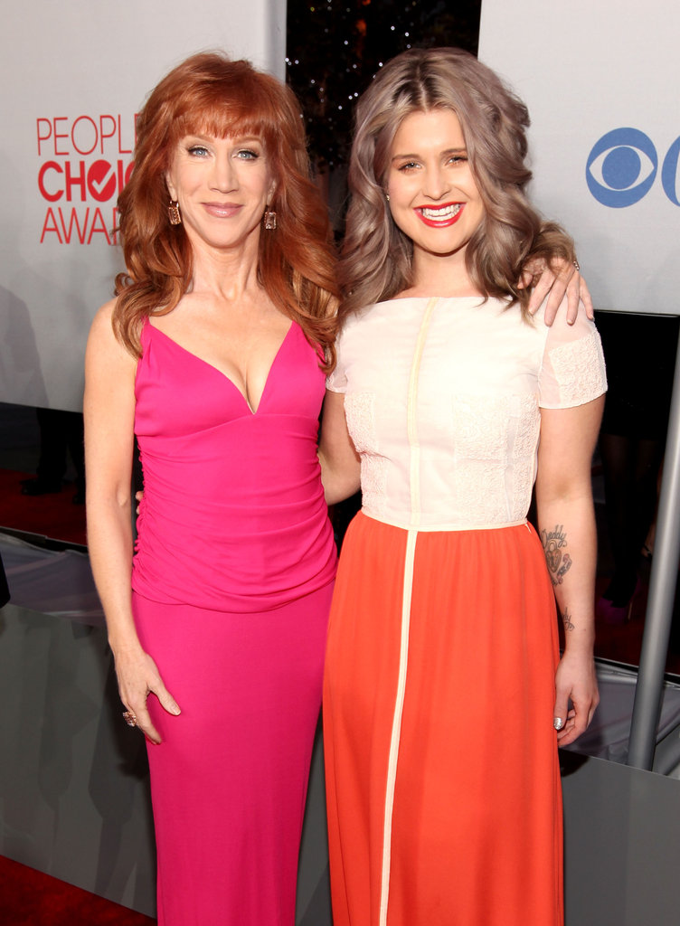 Kathy Griffin and Kelly Osbourne