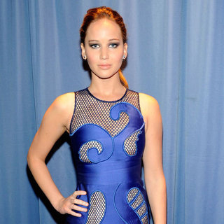 Jennifer Lawrence Pictures at People's Choice Awards