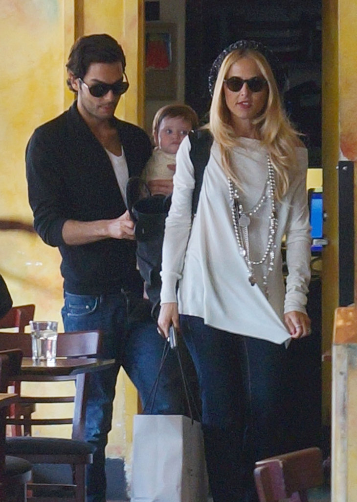 Rachel Zoe led the way for Skyler Berman and Joey Maalouf.