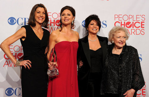 Wendy, Jane, Valerie, and Betty