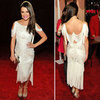 Lea Michele at 2012 People&#039;s Choice Awards