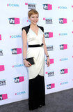 Michelle Williams went for old Hollywood glamour in a Chanel dress at the Critics' Choice Awards.