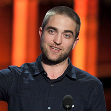 Robert Pattinson Acceptance Speech Video at 2012 People's Choice Awards