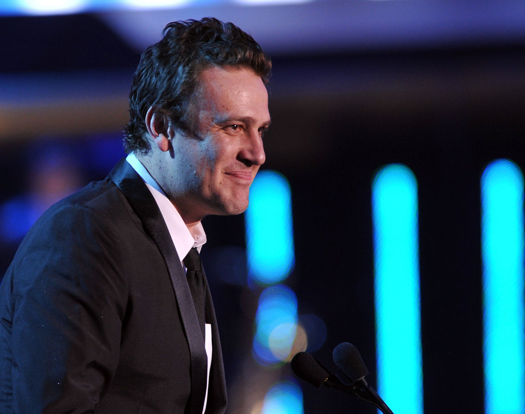 Jason Segel at the 2012 Critics' Choice Movie Awards.