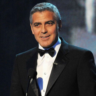 George Clooney Had an On-Set Descendants Injury