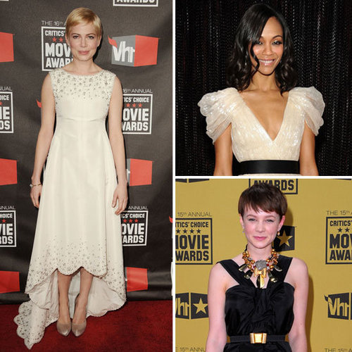 Critics' Choice 2012