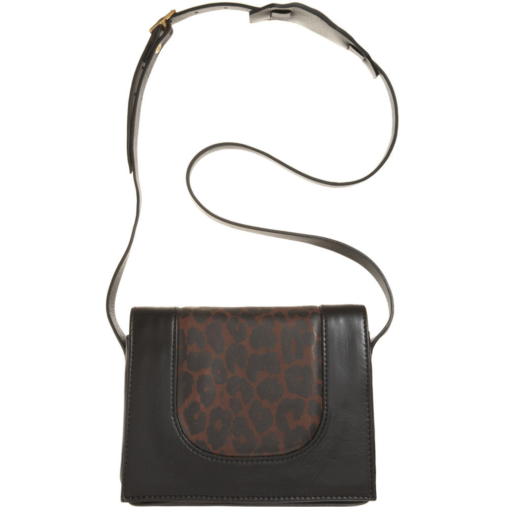Accessorize with a sleek leopard-print-infused shoulder bag. Jas MB Melissa Shoulder Bag ($179, originally $445)