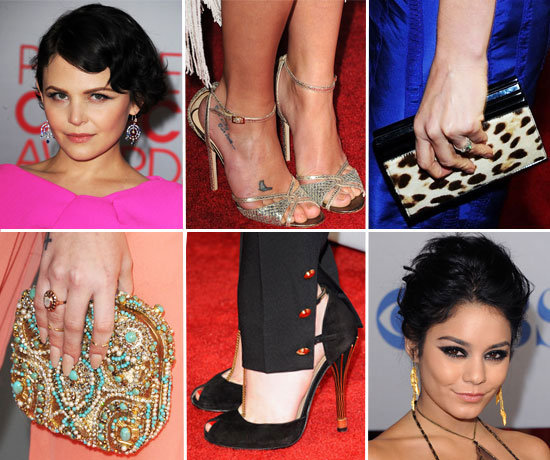 People's Choice Awards: The Accessory Report