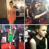 Celebrity Twitter Pictures From the 2012 People's Choice Awards Ashley Greene, Nina Dobrev, Chloe Moretz and More!
