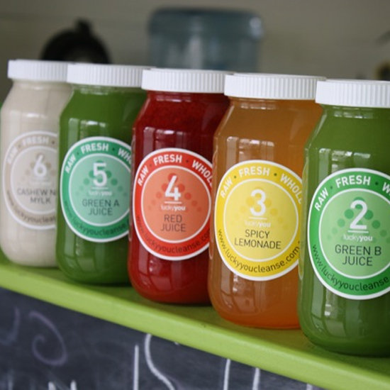 Detox Diary: Review of Lucky You Juice 3-Day Juice Cleanse | POPSUGAR ...