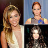 Pictures of Celebrity Hair and Makeup Looks From the 2012 People&#039;s Choice Awards