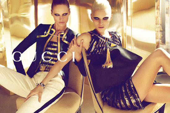 Gucci Spring 2012 Ad Campaign
