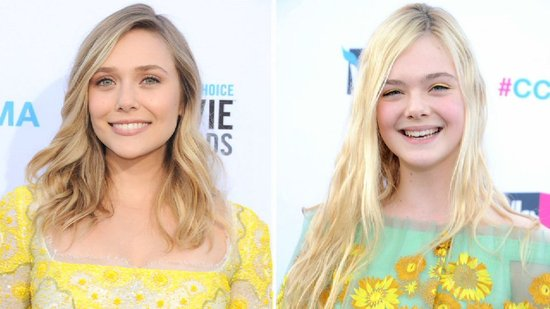 Video: Elizabeth Olsen and Elle Fanning Dish on Their Sisters' Styles