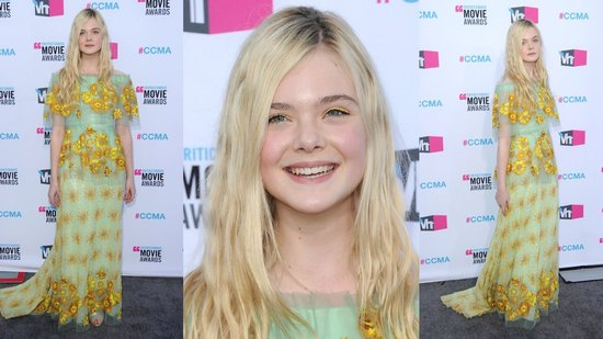 Elle Fanning Reveals She Raids Her Sister Dakota's Closet