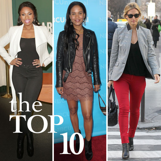 Fab's Top 10 Celebrity Looks of the Week — Joy, Jennifer, Bar, and More!