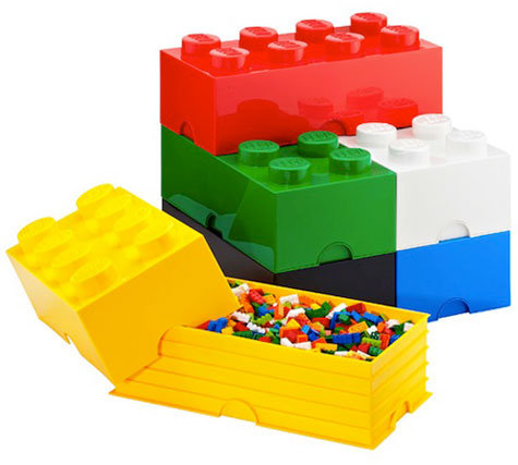 LEGO® Storage Bricks