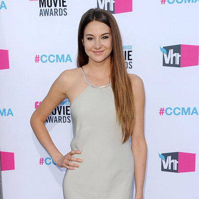 The Descendants Actress Shailene Woodley Pictures at 2012 Critics' Choice Awards