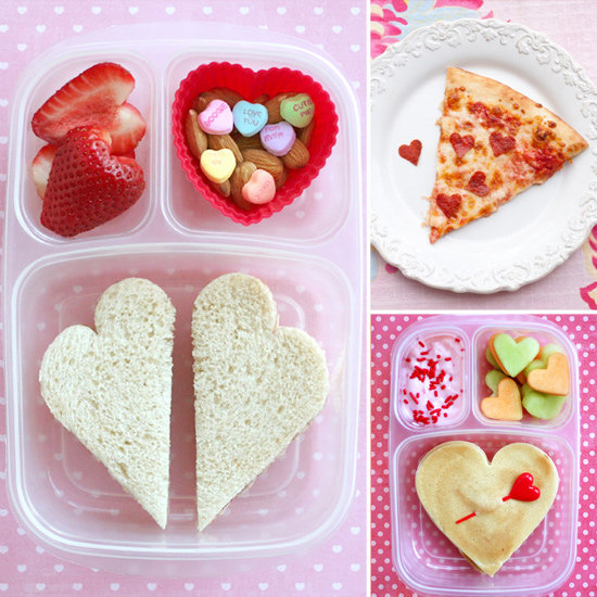 Valentine's Day Lunch Ideas For Tots