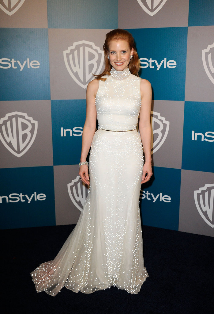 Miranda and Orlando, Rachel, Sofia, and More Party Post-Globes With InStyle