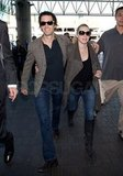 Kate Winslet and Ned Rocknroll departed out of LAX.