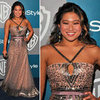 Jenna Ushkowitz at Golden Globes Afterparty 2012