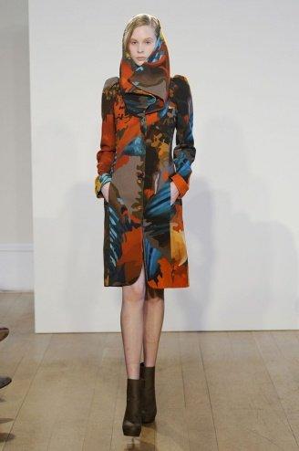 Basso and Brooke London Fashion Week fashion show catwalk report fall 2011